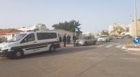זירת התאונה - בחזור מהחיידר: ילד בן 8 נפצע באורח בינוני