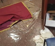 ההרס בבית הכנסת, היום