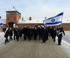משלחת ישראלית באושוויץ - פולין ביקשה לצנזר את הנאום והטקס בוטל