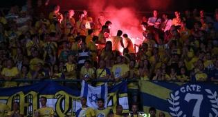 האוהדים לאחר הניצחון במילאנו
