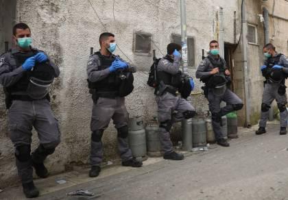 """""""סגר"""" על 8 ערים ו-15 שכונות בירושלים; הצעדים החדשים"""