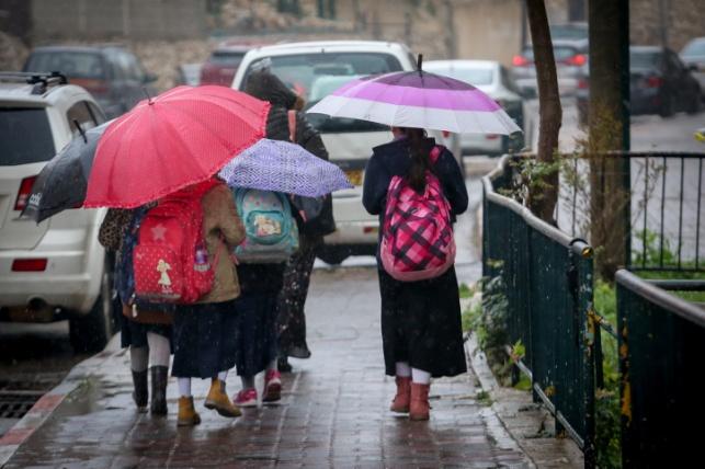 נערכים לסופה: תחזית מזג האוויר המלאה