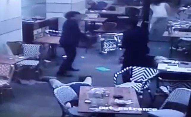 הפיגוע בתל אביב, אמש