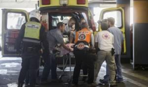 """פינוי מד""""א, אילוסטרציה - שלושה הרוגים ושני פצועים בתאונות עבודה"""