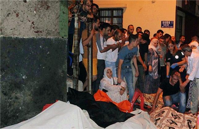 50 הרוגים ו-94 פצועים בחתונה בטורקיה