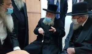 הרבנים בשיחה