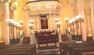 בית הכנסת העתיק באלכסנדריה