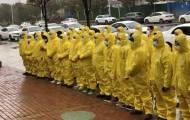 נהגי אובר סינים מוכנים להסיע רופאים בוואהן
