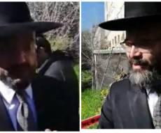 רב בית הכנסת 'שיח ישראל'