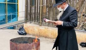 לכבוד פסח: פוטין באגרת ברכה ליהודי רוסיה