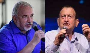 סקר בדק: רון חולדאי ואיווט ליברמן ירוצו יחד