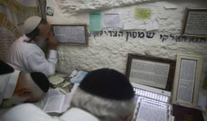 הילולת שמעון הצדיק בירושלים החלה • צפו