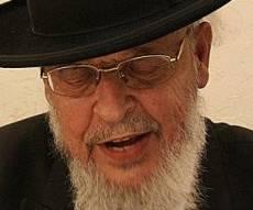 הגאון רבי יצחק אזרחי