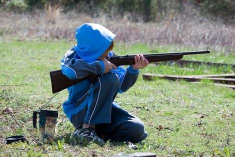 """ילד הרג את אחיו במשחק """"שוטרים וגנבים"""""""