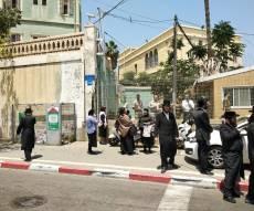 הפגנה נגד מעצר עריקה. ארכיון