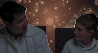 """בנציון קלצקו ובנו לוזי בסינגל קליפ: """"ליל שימורים"""""""