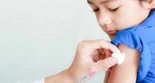 אילוסטרציה - החיסון נגד שפעת יהיה השנה יעיל במיוחד