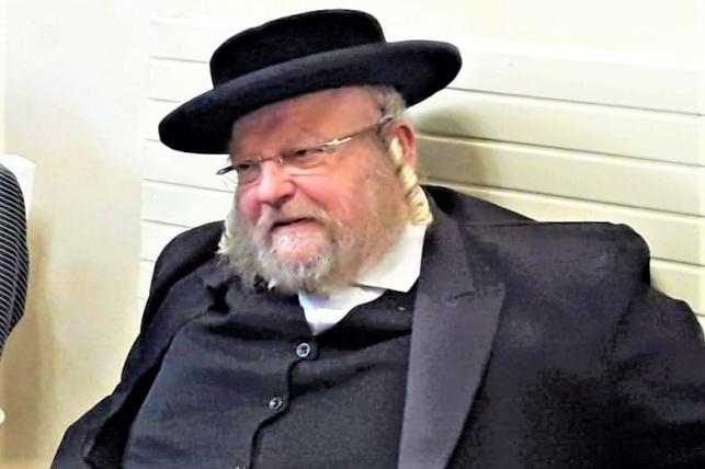 """רבי אברהם שטיינברג ז""""ל"""