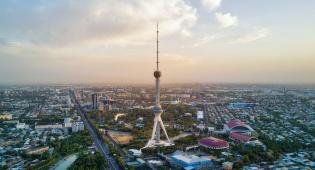 טשקנט, עיר הבירה האוזבקית