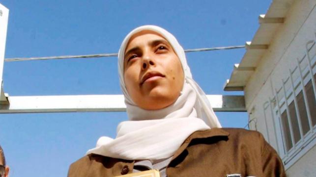 אחלאם תמימי בכלא בישראל. ארכיון