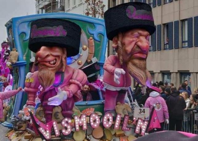 הבובות בתהלוכה
