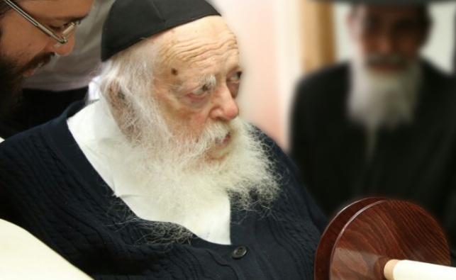 מרן רבי חיים קנייבסקי