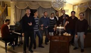 להקת כיפה לייב בסינגל קליפ חדש לחנוכה