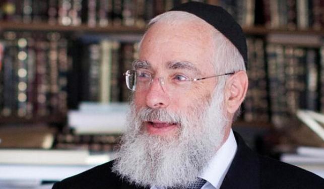 גם הרב יעקב שפירא יתמודד בבירה