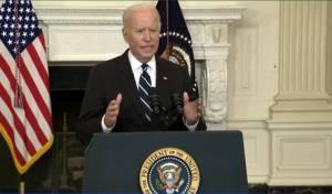 ביידן הכריז על מבצע התחסנות נרחב ביותר
