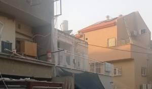 הבנין בו אירעה הנפילה