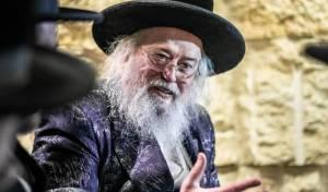 """האדמו""""ר ממונקאטש נחת בישראל • גלריה"""