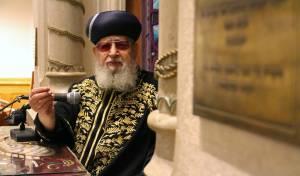"""מרן על דוד סתיו: """"מסוכן ליהדות"""" • צפו"""