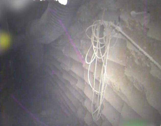 """צה""""ל מציג: זו המנהרה של חיזבאללה • צפו"""