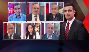 התחלואה, הקרב על הקול הערבי והפיצולים