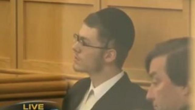 שפיצר בבית-המשפט