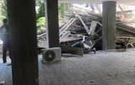 פיגומים קרסו באתר בניה בחיפה: פועל נהרג