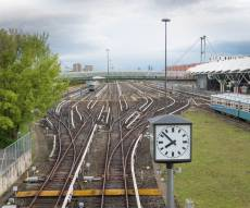תחנת הרכבת במינכן