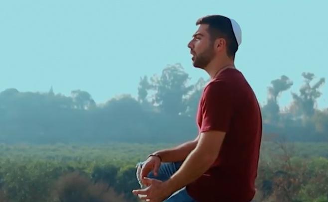 """אליעד ספיר בסינגל קליפ חדש: """"זה לטובה"""""""