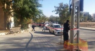 קצין המשטרה מתאר - באר שבע: בן 30 דקר ילד בן 9 שהמתין להסעה