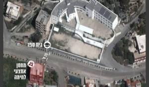 """מחסן אמל""""ח של חיזבאללה - ליד בית ספר"""