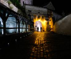 כפרים צועניים ושווקי ענק: גלריה מרומניה