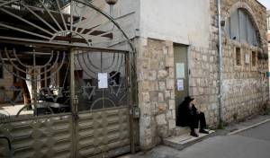 בית הכנסת מוסיוף סגור לכניסת אנשים