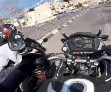 תיעוד מטורף: מרדף אחר עבריין בירושלים
