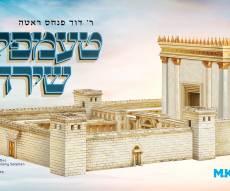 """הרב ראטה שר באידיש: """"אדיר הוא"""" • האזינו"""