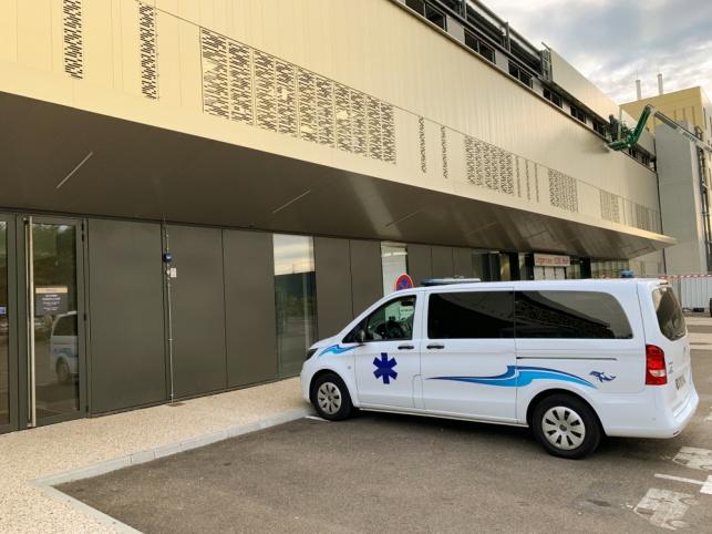 בית חולים בצרפת