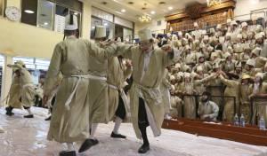 שירה וריקודים: שמחת פורים בתולדות אהרן