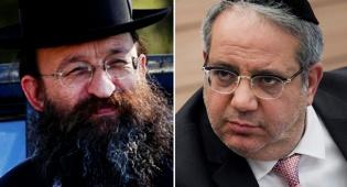 יגאל גואטה וישראל גליס - תג מחיר: ישראל גליס תקף את גואטה ופוטר