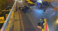 זירת אחת התאונות