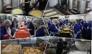מטורף: מטבח אחד, מאות אלפי מנות; צפו