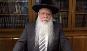 הרב מרדכי מלכא על פרשת שמיני • צפו